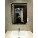 Gương khung gỗ cao cấp phòng tắm Dehome - KM16